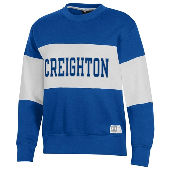Picture of Creighton Under Armour® Women's SMU All Day Gameday Crew