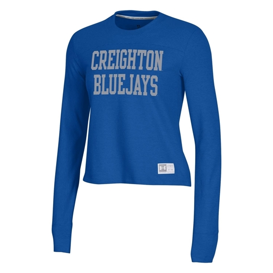 Picture of Creighton Under Armour® Women's SMU Gameday Crew