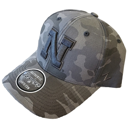 Picture of Nebraska Z Waco Adjustable Hat