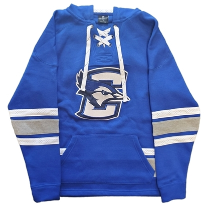 Picture of Creighton Colosseum® Hockey Hooded Sweatshirt