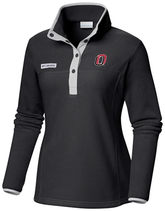 Picture of UNO Columbia® Ladies Benton Springs 1/2 Snap Pullover