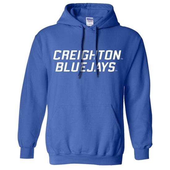 Picture of Creighton Bluejays Hooded Sweatshirt (CU-029)