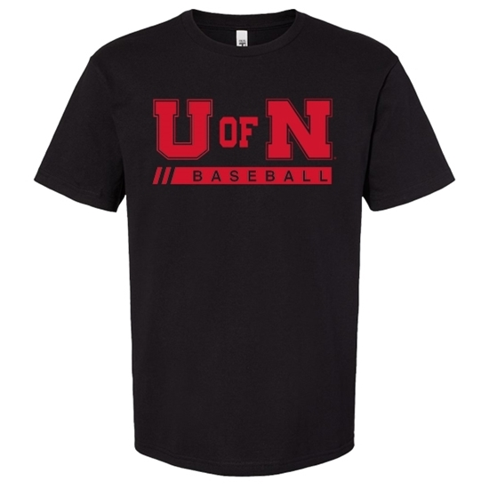 Picture of Nebraska Baseball Short Sleeve Shirt (NU-250)