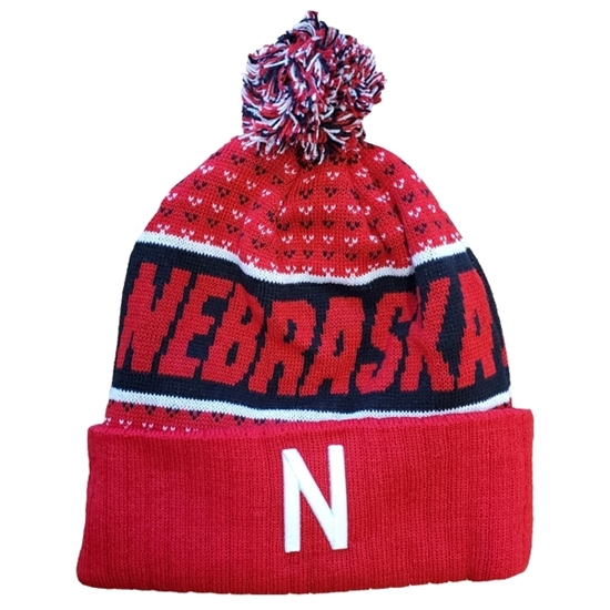 Picture of Nebraska TOW Expanse Knit
