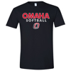 Picture of UNO Softball Soft Cotton Short Sleeve Shirt (UNO-GTX-002)