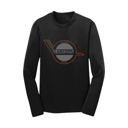 Picture of Omaha Lancers Youth Long Sleeve Shirt (LANCERS-237)