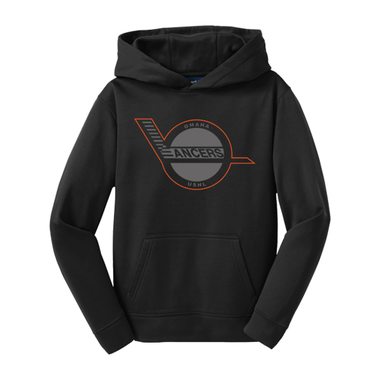 Picture of Omaha Lancers Youth Fleece Hooded Sweatshirt (LANCERS-237)