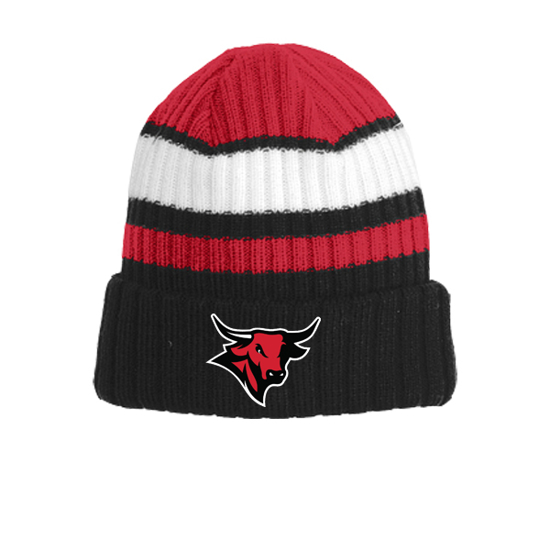 Picture of UNO New Era® Ribbed Tailgate Beanie (UNO-EMB-001)