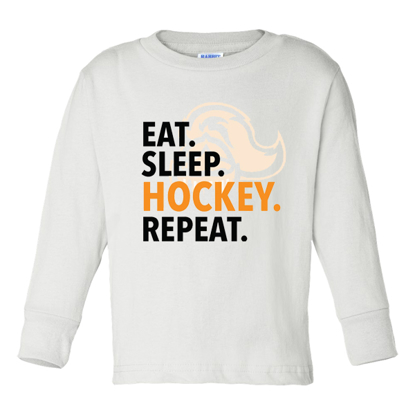 Picture of Lancers Hockey Toddle Long Sleeve Shirt