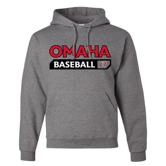 Picture of UNO Baseball Hooded Sweatshirt  (UNO-GTX-014)