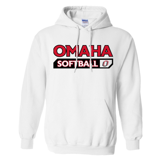 Picture of UNO Softball Hooded Sweatshirt (UNO-GTX-013)