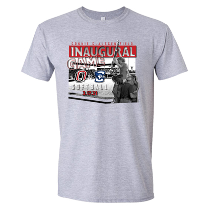 Picture of UNO Softball Inaugural Game 2021 Soft Cotton Short Sleeve Shirt