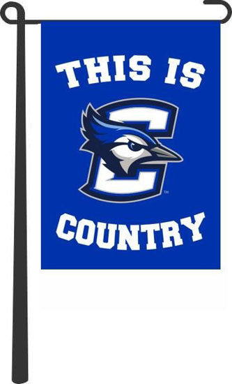 Picture of Creighton Country Garden  Flag