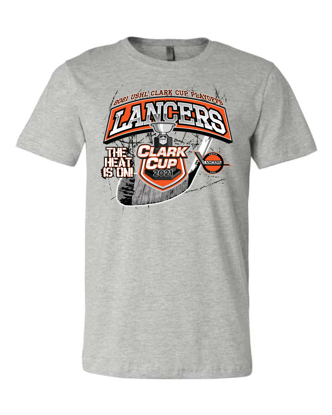 Picture of Lancers Hockey 2021 Playoffs Short Sleeve Shirt