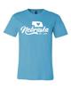 Picture of NE Script Heart T-shirt
