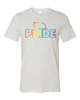 Picture of NE Pride Outline T-shirt