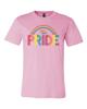 Picture of NE Pride Rainbow T-shirt