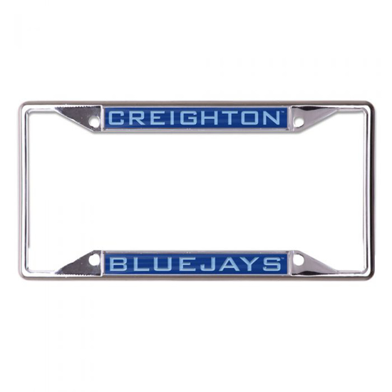 Picture of Creighton Metal License Frame