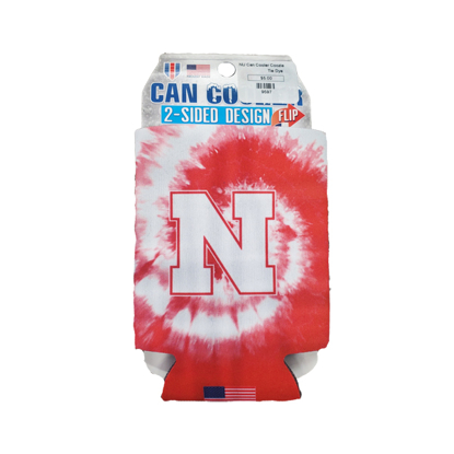 Picture of Nebraska Cornhuskers Can Cooler 2-Sided