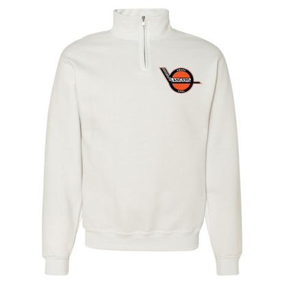 Picture of Lancers Cadet 1/4 Zip Fleece Sweatshirt