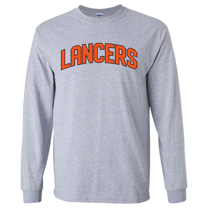 Picture of Lancers Long Sleeve Shirt (Lancers-250)