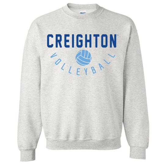 Picture of Creighton Volleyball Sweatshirt  (CU-227)