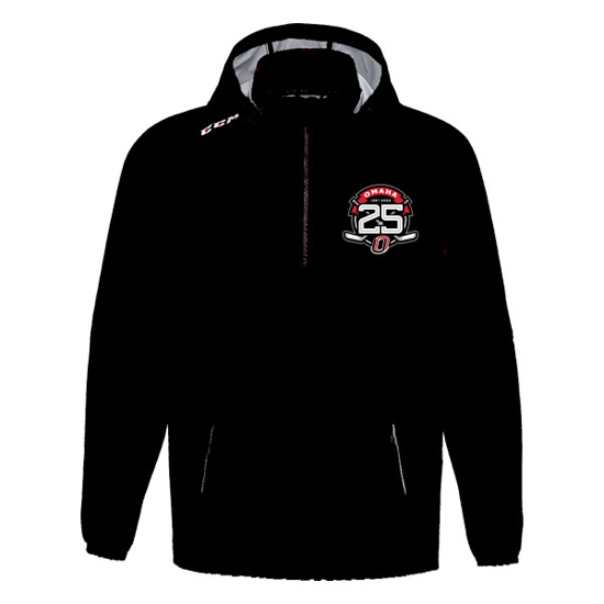 Picture of UNO Hockey 25th Anniversary CCM Anorak Jacket
