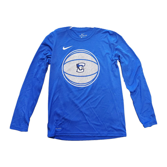 Picture of Creighton Nike® Legend Long Sleeve Shirt