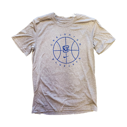 Picture of Creighton Nike® Legend Basketball Short Sleeve Shirt