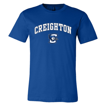 Picture of Creighton Bluejays Short Sleeve Shirt (CU-256)