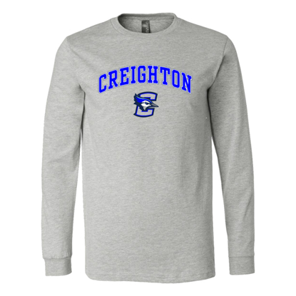 Picture of Creighton Bluejays Long Sleeve Shirt (CU-256)