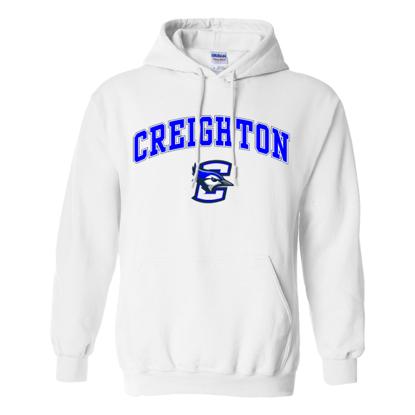 Picture of Creighton Bluejays Hooded Sweatshirt (CU-256)