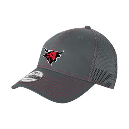 Picture of UNO New Era® Stretch Mesh Contrast Stitch Hat (UNO-EMB-001)
